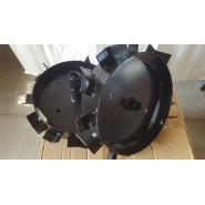 MTD kultivátor kovová kola 196-261-678